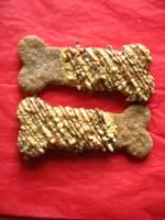 Peanut Butter Bones & Carob_image