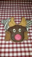 Reindeer Small Gift Bag_image