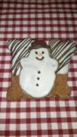 Snowman Small Gift Bag_image
