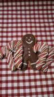 Gingerbread Man Small Gift Bag_image